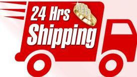 24 Hour Shipment