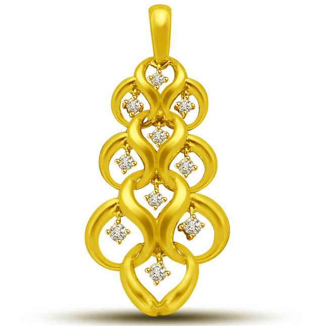 Buy Diamonds Pendants Online