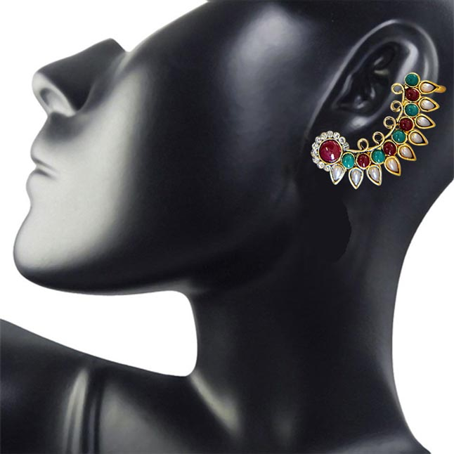 Everlasting Magic Ear Cuffs