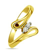 0.04 cts Designer Diamond rings