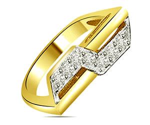 0.07cts Designer Diamond rings