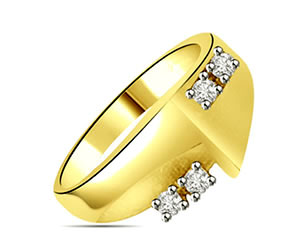 0.12cts Designer Diamond rings