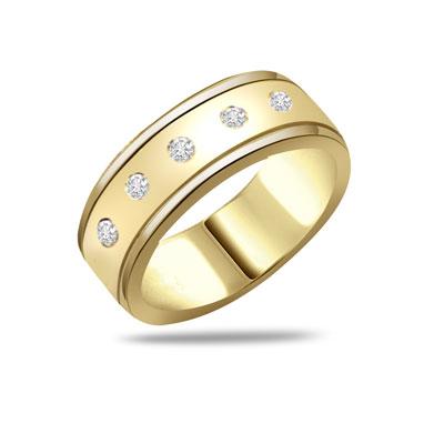 0.15ct Diamond Wedding B SDR1212