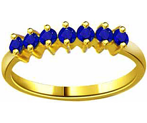 0.21cts Sapphire Gold rings