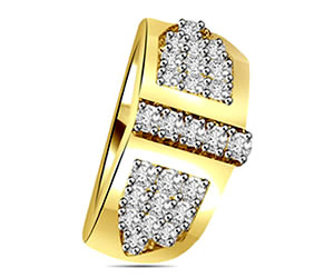 0.30cts Designer Diamond rings
