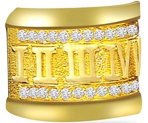 0.35 cts Diamond rings