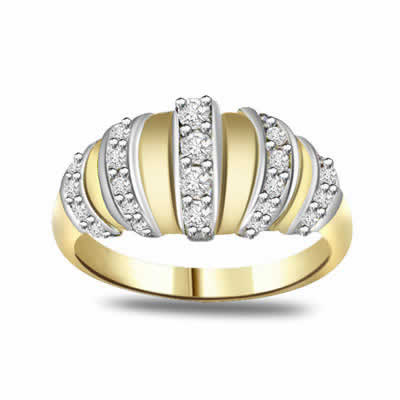 0.44ct Diamond Classic rings