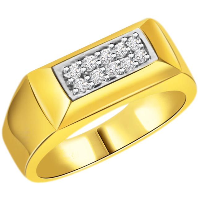 0.50cts Diamond Men's rings