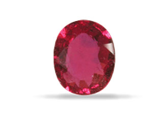 1.00ct AA Grade Loose Ruby Stone -Ruby