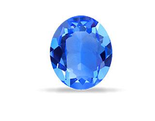 1.00ct AAA Grade Loose Blue Sapphire Stone (LBS2)