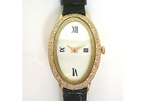 1.40 cts Diamond Watch -Diamond Watch