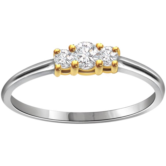 3 Star Love 0.20 ct Diamond rings -3 Diamond rings