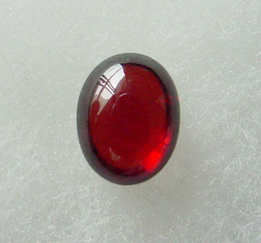 34.40 ct Round shaped Loose Cabochan Garnets -Gemstone Cabochons