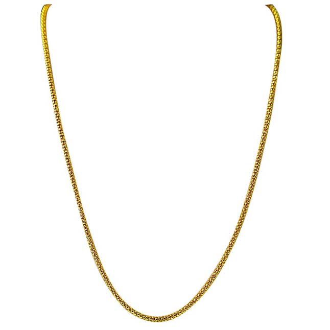 4.00ct Natural Real Freshwater Pearl Pendants with Gold Plated Chain