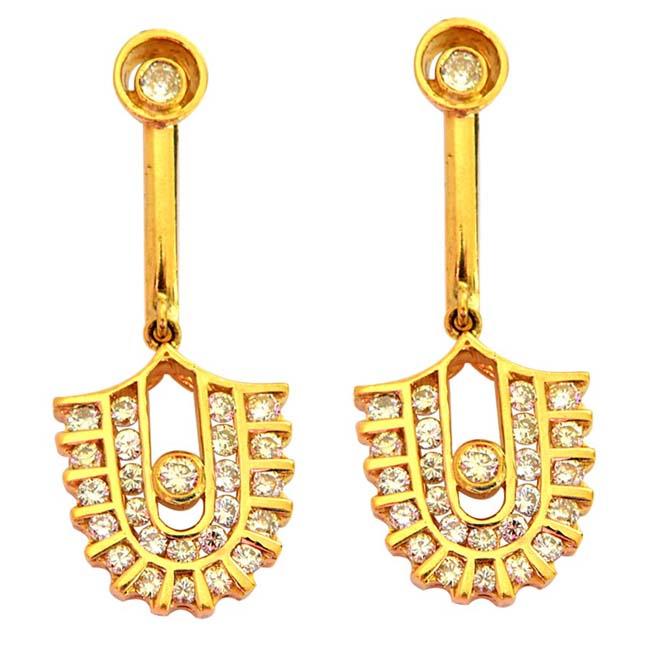 4.56ct I,J/VS Diamond & 18k Pendants, Earrings rings set for Engagement Wedding