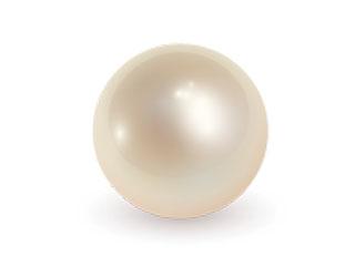 5.25 Rati Round Loose Pearl -Pearl