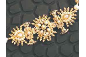 Brilliance -Pendants Necklace