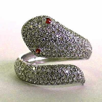 Diamond joy -Pave Collection