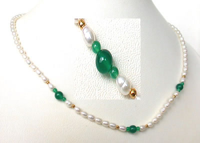 Green n Graceful -Single Line