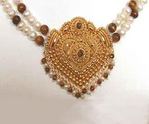 Ornate Beauty -Pendants Necklace