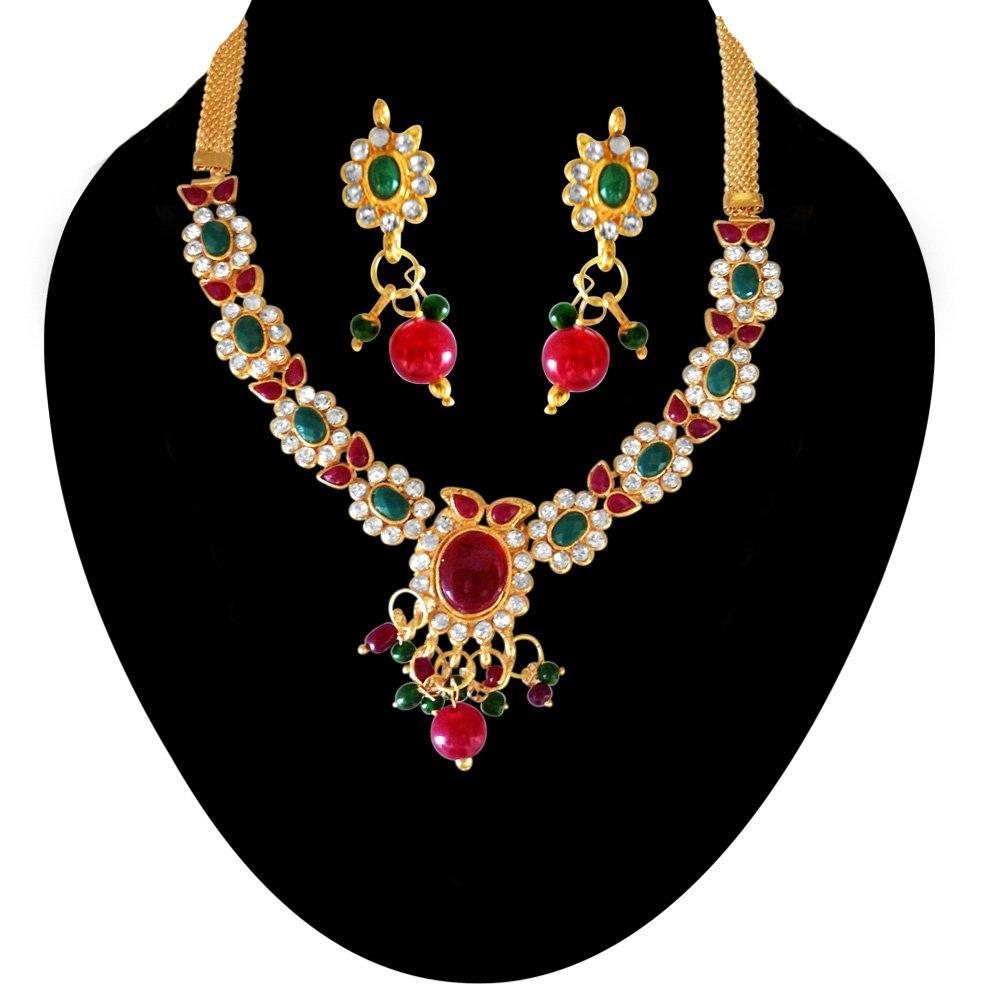 Noor Jahan Jewelry Set