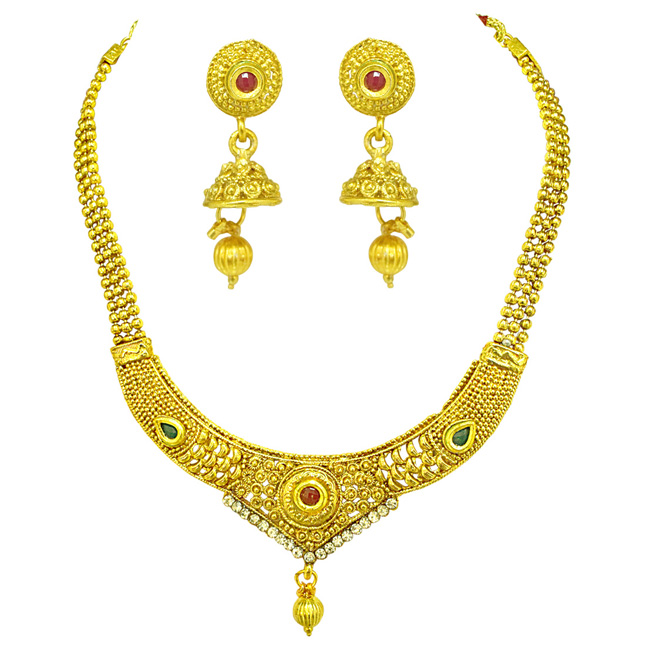 Earring Artificial Jewellery Design