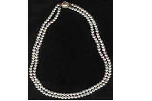 Regale -2 To 3 Line Necklace