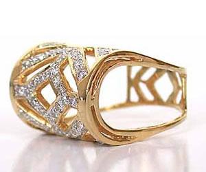 You Are God Sent - Designer Ring