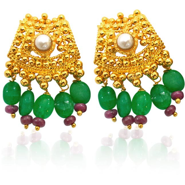 Traditional Pair Of Earring