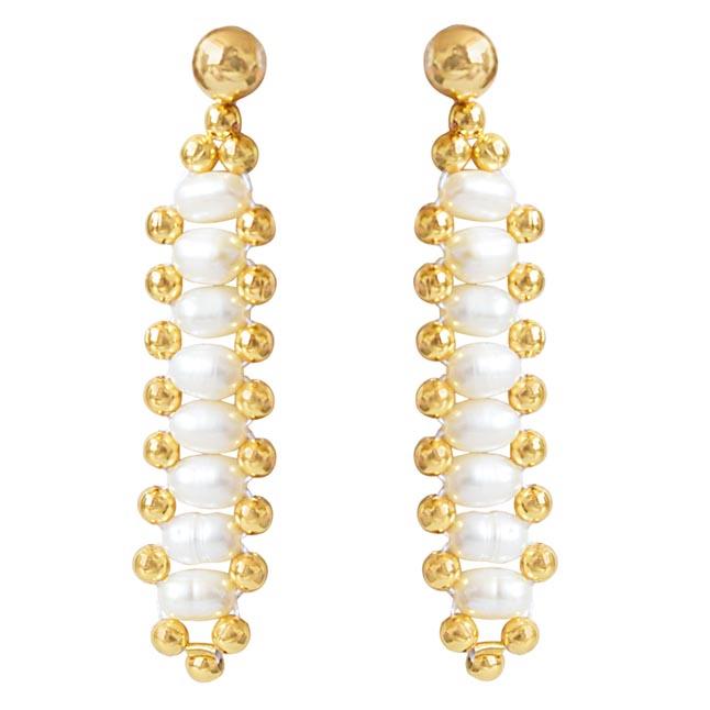 Heavenly Pearl Earrings