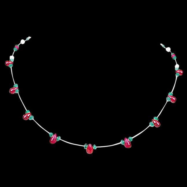 SN -180 Feminine Flair -Ruby+Pearl
