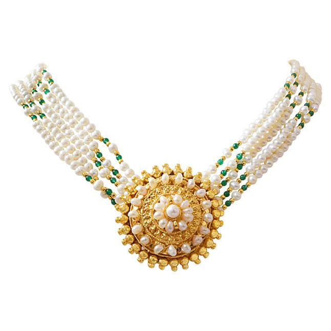 Pearl Femininity -Pearl Set