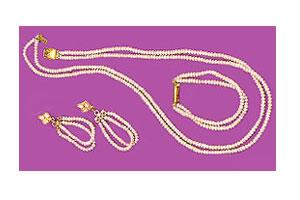 Shimmerings Elegance -Pearl Set