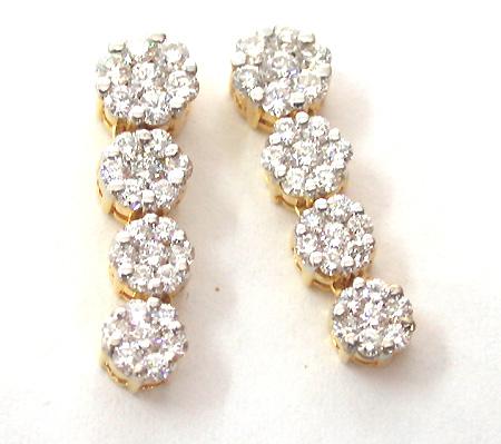 Diamond Necklace -Diamond Set