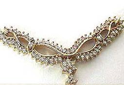 Angel's Wish Classic VS Clarity Diamond Necklace Pendants Necklaces