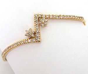 Announce The Engagement -Diamond Bracelets
