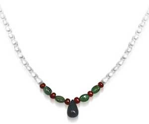 Be His Pet -Precious Stone Necklace