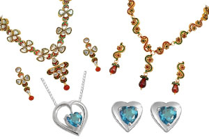 Beautiful Jewellery hamper