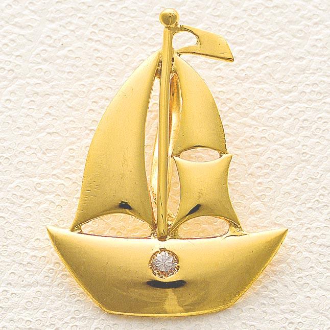 Beautiful Boat -Pendants -Sport Collection