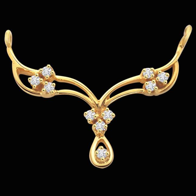 Gorgeous Beauty Diamond Necklace Pendants DN441 Necklaces