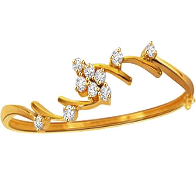 BG -10 Finesse Forever -Diamond Bracelets