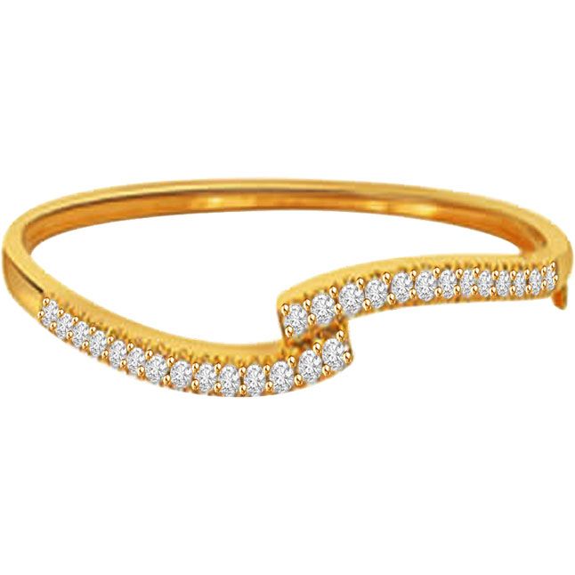 Showgirl -Diamond Bracelets
