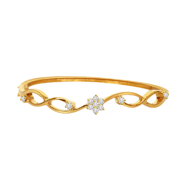 Feminine Grace Guaranteed -Diamond Bracelets