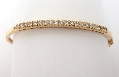 Fusion n Fashion -Diamond Bracelets