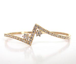 Announce The Engagement -Diamond Bracelets