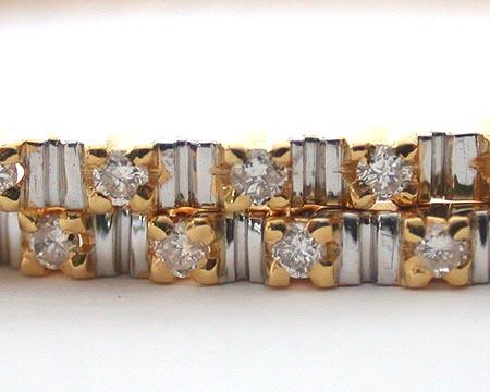 Amorous Bangle -Diamond Bangles