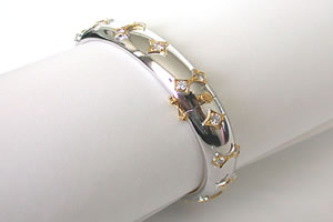 Beacon Bracelet -Diamond Bracelets
