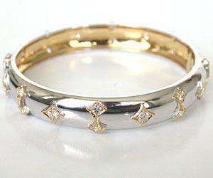 Luxurious Lass -Diamond Bracelets