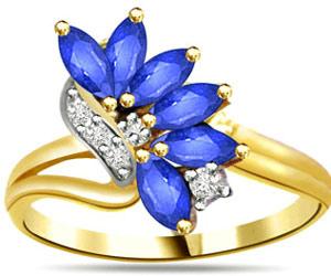 Breaking my heart - Sapphire & Diamond