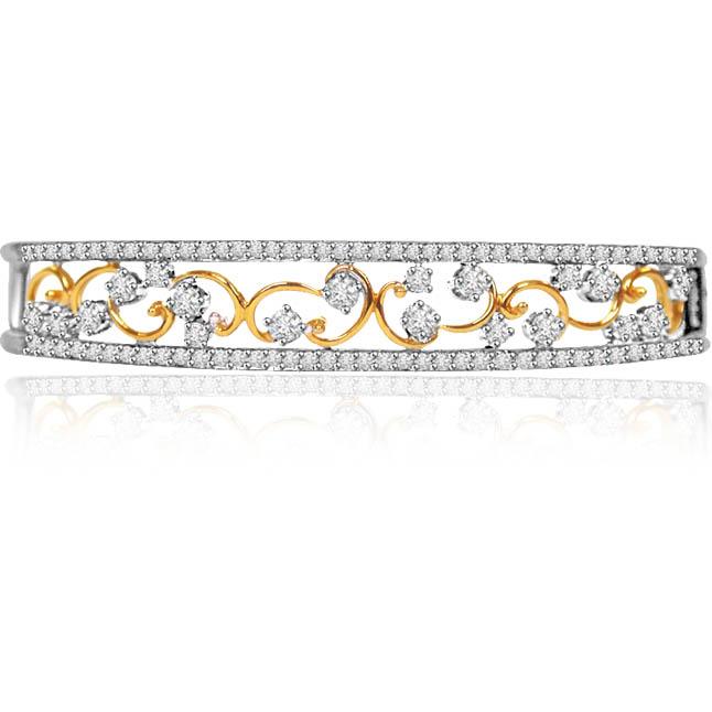 Good Girls Go To Heaven -Diamond Bracelets